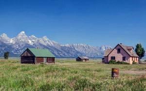 Штат Вайоминг (Wyoming)